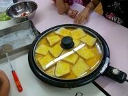 4/27 いちごのフレンチパンケーキを作りました♪