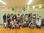 乳幼児合同運動会