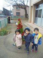幸児童館 シンボルツリー