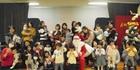乳幼児クリスマス会