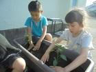 [若]野菜を植えよう!